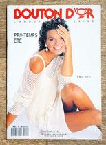 Magazine de tricot Bouton d'Or 42 - printemps-été