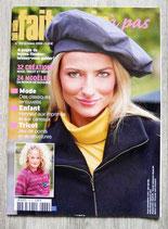 Magazine Fait main pas à pas de octobre 2009 (333)