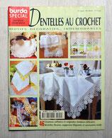 Magazine Burda spécial E502 - Dentelles au crochet