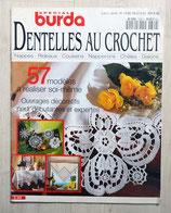 Magazine Burda spécial E329 - Dentelles au crochet