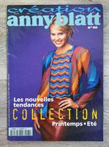 Magazine tricot Anny Blatt n°165 - Printemps-été