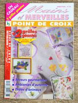 Magazine Mains et Merveilles 38