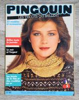 Magazine tricot Pingouin n°48 - Tricots qui brillent