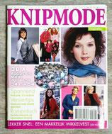 Magazine Knipmode de août 2005