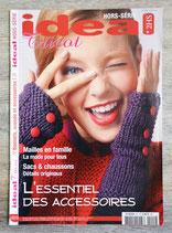 Magazine Idéal tricot n°2HS - Accessoires