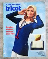 Votre magazine tricot n°151 - Eté (Vintage)