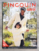 Magazine tricot Pingouin n°168 - Spécial grand air