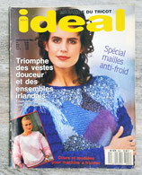 Magazine Idéal tricot - Janv.-fév.-Mars 1989