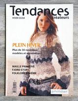 Magazine Phildar 396 - Tendances créateurs hiver 2003-2004