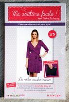 Patron Ma couture facile ! n°5 - La robe cache-coeur