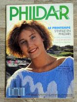 Magazine Phildar mailles n°157 - Printemps (Tricot)