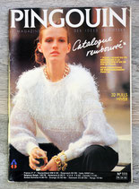 Magazine tricot Pingouin n°111 - Pulls hiver