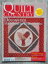 Magazine Quilt Country n°30
