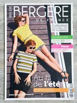 Magazine tricot Bergère de France n°184 - Printemps-été