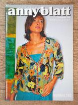 Magazine tricot Anny Blatt 192 - Printemps-été