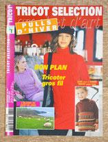 Magazine Tricot sélection - Crochet d'art 334