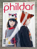 Magazine Phildar n°95 - Pitchoun 2-16 ans