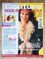 Magazine Burda Mode rapide et facile E738 - Automne