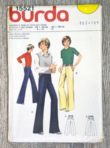 Pochette patron Burda n°15521 - Pantalon enfant (Vintage)