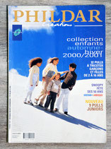 Magazine Phildar Créations n°335 - Automne-hiver 2000-2001