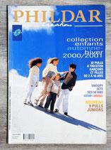 Magazine Phildar Créations n°335 - Automne-hiver 2000-2001