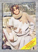 Magazine Phildar mailles n°102 - Hiver (Vintage)