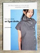 NEUF - Livre La couture en ligne droite