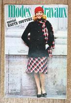 Magazine Modes & Travaux n°885 - Septembre 1974
