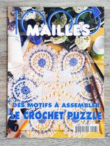 Magazine 1000 Mailles n°213 - Crochet puzzle