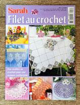 Magazine Sarah Filet au crochet 3