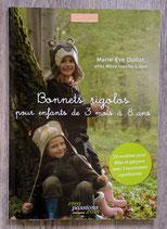Neuf - Livre Bonnets rigolos pour enfants de 3 mois à 8 ans