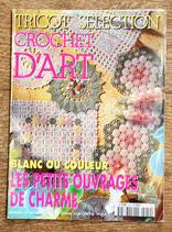 Magazine Tricot sélection - Crochet d'art 249