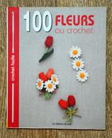 Livre 100 fleurs au crochet