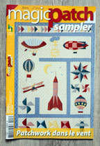 Magazine Magic patch n°8 - Sampler