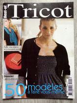 Magazine Best of Tricot - 50 modèles à faire vous-même