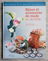 NEUF - Livre Bijoux et accessoires de mode en dentelle