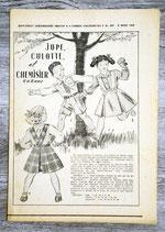 Patron Femmes d'aujourd'hui n°357 - Vêtements enfant