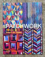 Livre patchwork, mille et un bouts de tissus