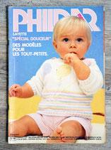 Magazine Phildar Mailles n°99 - Layette (Vintage)