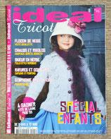Magazine Idéal Tricot 25 - Spécial enfants