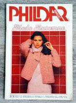 Magazine Phildar mailles 76 - Mode automne