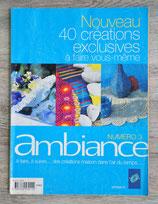 Magazine Phildar n°370 - Ambiance n°3 (Déco)