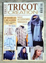 Magazine Tricot création spécial accessoires tendance