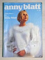 Magazine tricot Anny Blatt 60 - Hiver