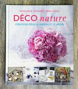 Livre Déco nature, créations pour la maison et le jardin