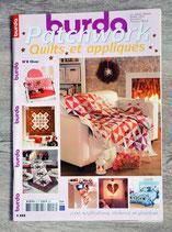 Magazine Burda Patchwork n°8 - Hiver