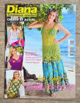 Magazine Diana Tendances crochet 6 - Eté