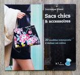 Livre Sacs chics et accessoires - 20 modèles intemporels