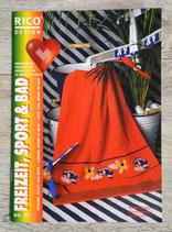 NEUF - Livre Rico Design n°17 - Loisirs, sport et bain