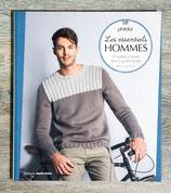 NEUF - Livre les essentiels hommes - 13 modèles à tricoter